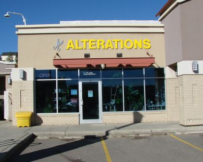 Great Clothing Alteration for sale
