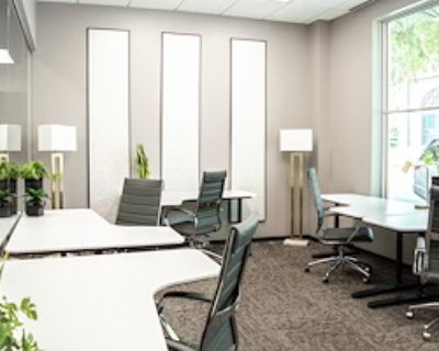 Private Office for 4 at WorkSuites