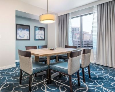 Club Wyndham Desert Blue, Las Vegas, 2 Bedroom Deluxe Suite - Paradise