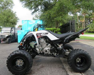 2020 Yamaha Raptor 700 ATV Sport Sanford, FL