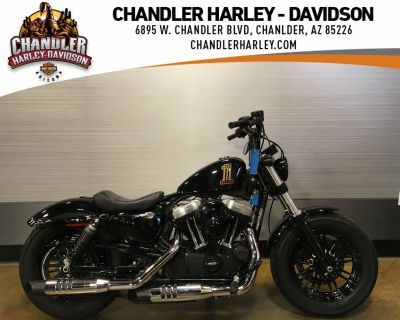 Pre-Owned 2016 Harley-Davidson Forty-Eight Sportster XL1200X