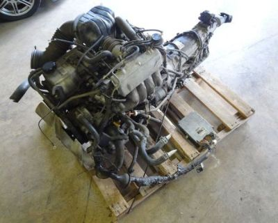 Jdm Toyota 4 Runner Tacoma T100 3rz Fe Coil Pack Engine 97-03 3rz 2.7l 4cylinder