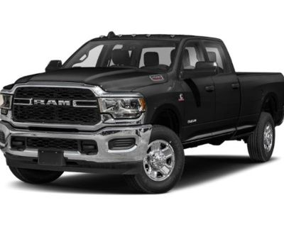 New 2022 Ram 2500 Big Horn With Navigation & 4WD