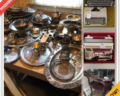 Rockledge Estate Sale Online Auction - North Sylvania Avenue