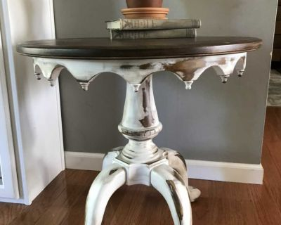 Decorative side table