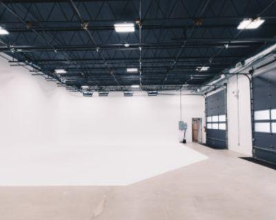 4,800 Sq Ft Production Studio - Philadelphia with a Lounge, Green Room, Loft, Parking, Philadelphia, PA