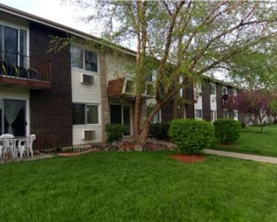 large 1-BR Condo for rent in Des Plaines $1090/mo