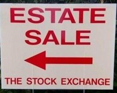 Buffalo Elmwood/Allentown Area Estate Sale Fri/Sat!