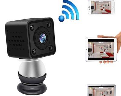 Wireless Mini Hidden Spy Camera Voice +HD 4K Video Recorder