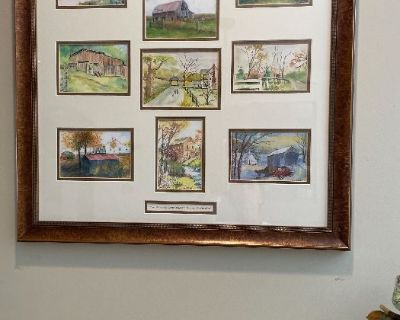 Living Estate Sale of Margaret Cleveland and the late Dr. Tom Cleveland