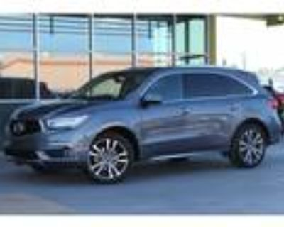 Used 2019 Acura Mdx w/Advance Pkg for sale