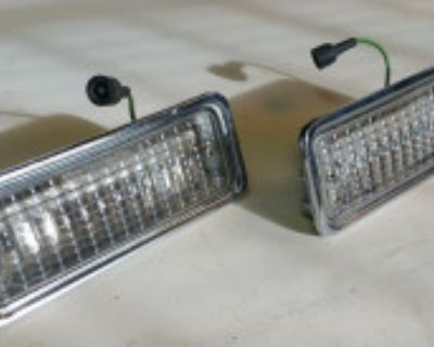 Backup lights, pair