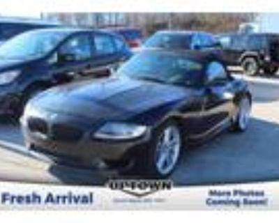 2006 BMW Z4 Black, 86K miles