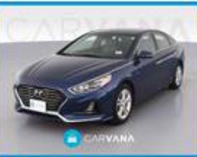 2018 Hyundai Sonata Blue, 9K miles