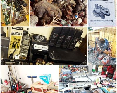 Tight-Packed Estate Sale by Grasons of Stanislaus County