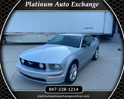 Used 2007 Ford Mustang 2dr Cpe GT Deluxe