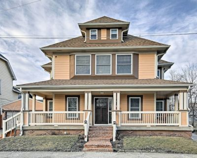 Spacious Indy Home 3 Miles from Downtown! - Near Northside