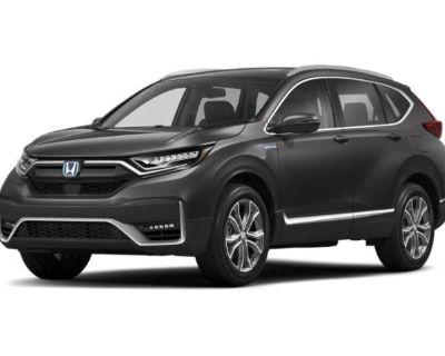 New 2021 Honda CR-V Hybrid Touring AWD Sport Utility