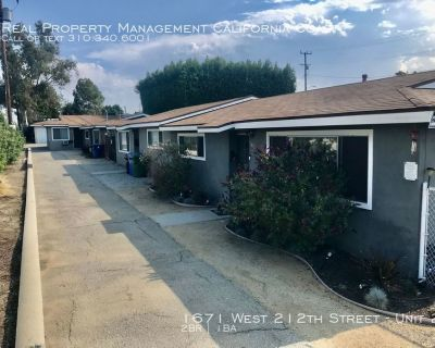 GREAT PRICE AND TORRANCE LOCATION FOR TWO BEDROOM ONE BATH APARTMENT!!!