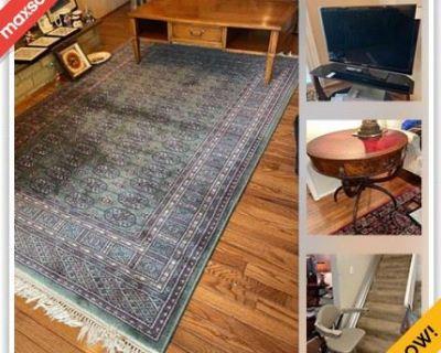 North Potomac Estate Sale Online Auction - Dufief Drive