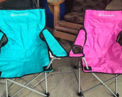 Outbound kids camping chairs