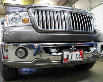 Blue Ox Bx2188 Base Plate For Lincoln Mark Lt 4wd 06-07