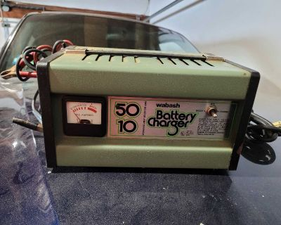 Wabash battery charger