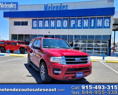 """Used 2017 Ford Expedition 119"""" WB XLT"""
