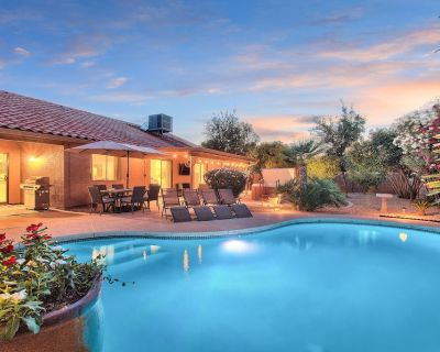 Contemporary Home with Private Pool & Hot Tub, and High-Speed WiFi - Sunset Ridge