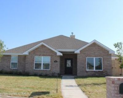 2707 Atlanta Dr, Amarillo, TX 79118 3 Bedroom Apartment