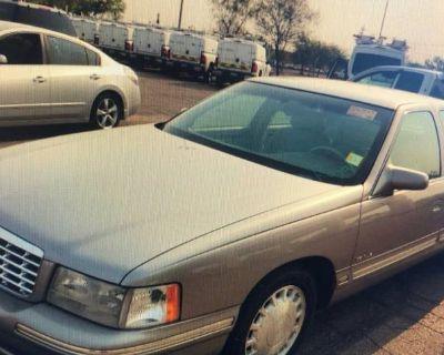 1997 Cadillac DeVille Standard