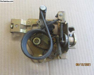 vanagon sliding door lock mechanism O-b1