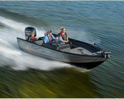 2021 Crestliner 1650 Fish Hawk Side Console W/ 115hp Pro XS!