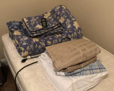 Craftmatic Medical Bed