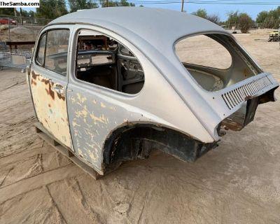 baja bug body with doors