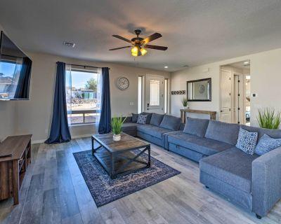 NEW! Bullhead City Home w/ Grill, 3 Mi to CO River - Sunridge Estates