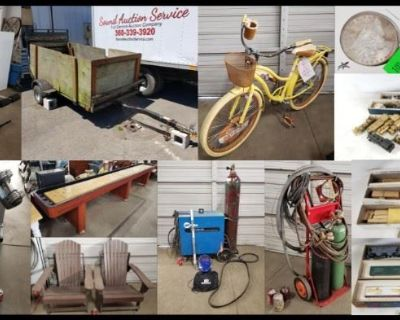 Martin, Sweeney & Others Online Auction