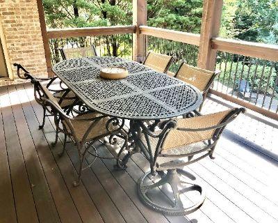 Donna Davis Estate SalesLLC:Canton,Patio Furniture,Fine Furniture, Art, Pool Table and More!