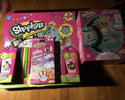 New Shopkins gift lot