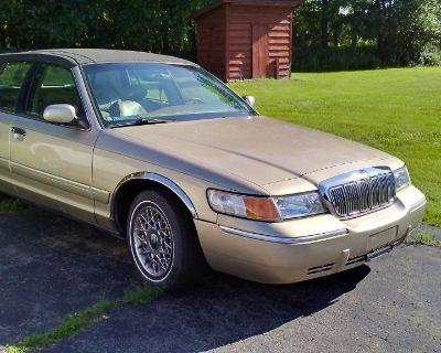 1999 Mercury Marquis  73,000 orginal miles!!!!
