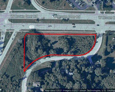 1.55 Acres of Vacant Land