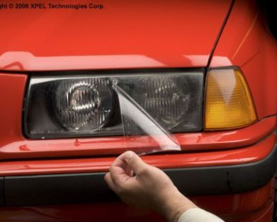 Xpel Pontiac Grand Prix Clear Headlight & Fog Light Kit #h1015 (2004-2008)