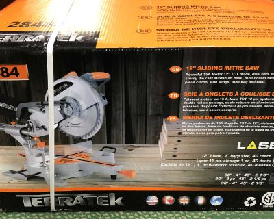 Mitre Saw - New in Box