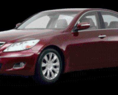 2011 Hyundai Genesis 3.8