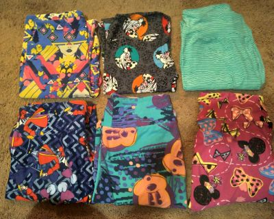 Lularoe leggings Disney