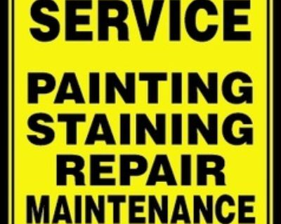 RICH'S HANDY SERVICE PAINTING...