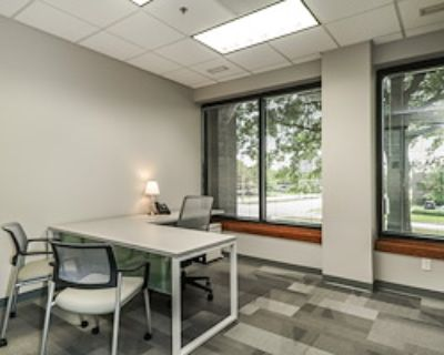 Private Office for 3 at Office Evolution - Overland Park