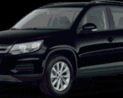 2018 Volkswagen Tiguan Limited Limited S FWD