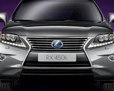 2013 Lexus RX RX 450h