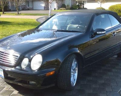 2003 Mercedes-Benz CLK-Class CLK320 Convertible